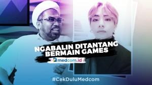 Reaksi Ngabalin Melihat Foto Personel BTS