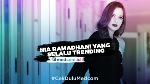 Nia Ramadhani yang Selalu Trending