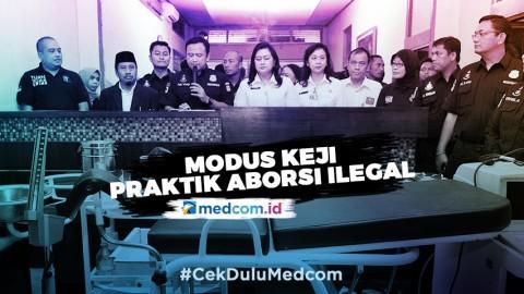 Highlight Primetime News Metro TV - Modus Keji Praktik Aborsi Ilegal