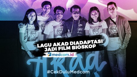 Lagu Akad Payung Teduh Dijadikan Film Komedi Romantis