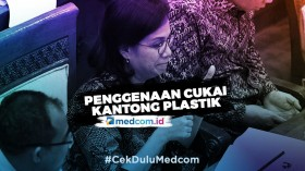 Penggenaan Cukai Kantong Plastik Diusulkan
