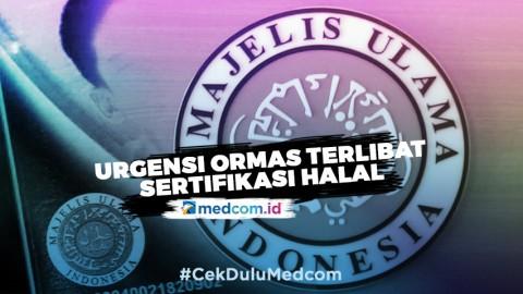 Highlight Primetime News Metro TV - Urgensi Ormas Terlibat Sertifikasi Halal