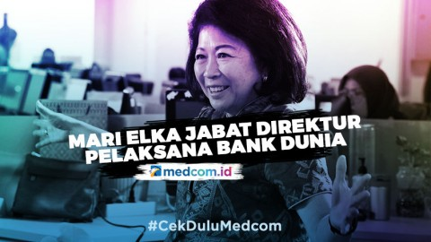 Prime Talk Metro TV - Mari Elka jabat Direktur Pelaksana Bank Dunia