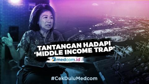 Prime Talk Metro TV - Tantangan Hadapi 'Income Middle Trap'