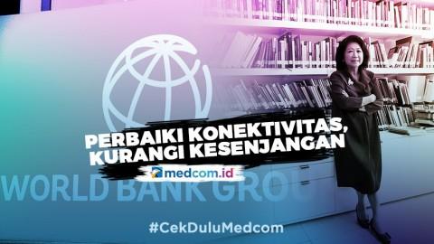 Prime Talk Metro TV - Perbaiki Konektivitas, Kurangi Kesenjangan