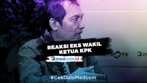 Reaksi Eks Wakil Ketua KPK Usai Penutupan 36 Kasus