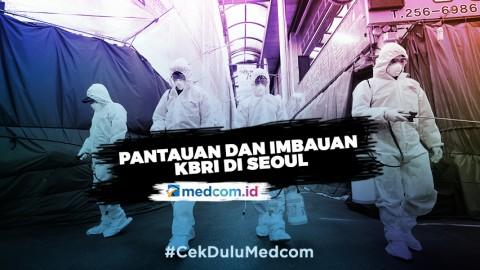 Prime Talk Metro TV - KBRI di Seoul Rutin Beri Imbauan Melalui Sosial Media