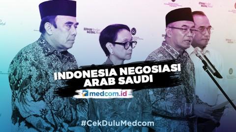 Highlight Primetime News Metro TV  - Bebas Korona, Indonesia Negosiasi Arab Saudi
