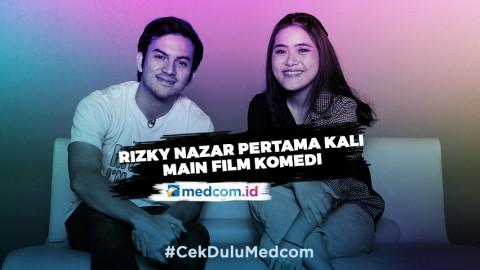 Pertama Kali Main Film Komedi, Rizky Nazar Jadi Orang Jawa