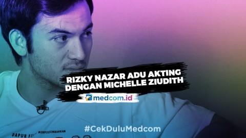 Film Mekah I'm Coming Pertemukan Lagi Rizky Nazar dengan Michelle Ziudith