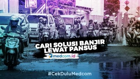 Highlight Primetime News Metro TV - Cari Solusi Banjir Jakarta Lewat Pansus