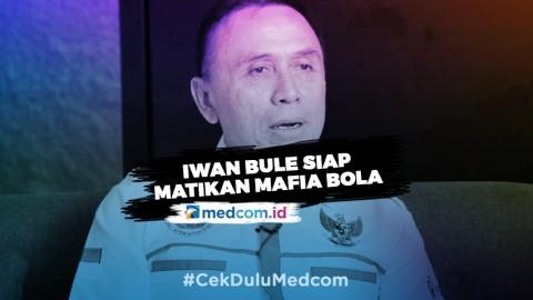 Langkah Mochamad Iriawan Atasi Mafia Bola