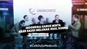 Indonesia Harus Minta Arab Saudi Melunak Soal Korona