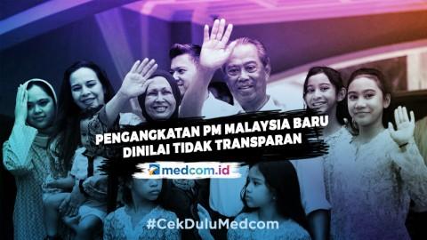 Highlight Primetime News Metro TV - Pengangkatan PM Malaysia Baru Dinilai Tidak Transparan