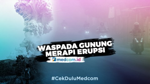 Highlight Primetime News Metro TV - Waspada Erupsi Gunung Merapi