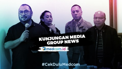 Media Group Kunjungi Perusahaan PUFR