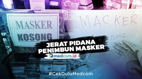 Masker Langka, 'Pemain' Ditangkap - Highlight Primetime News Metro TV
