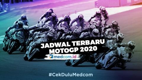 Akibat Virus Korona, Jadwal MotoGP 2020 Berubah