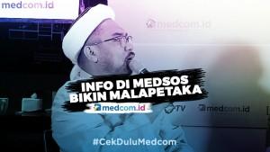 Ngabalin: Info Korona di Medsos Bisa Bikin Malapetaka