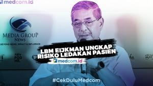 Dukung Jokowi Bikin RS Korona, LBM Eijkman Ungkap Risiko Ledakan Pasien