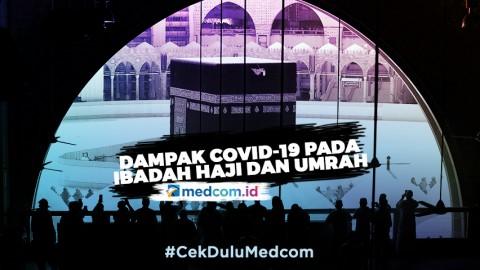 Dampak Covid-19 pada Ibadah Haji dan Umrah - Highlight Primetime News Metro TV