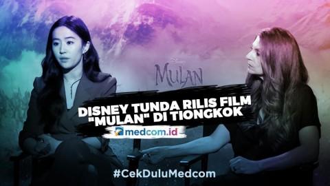 Disney Tunda Rilis Film