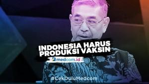 Indonesia Diharapkan Bisa Produksi Vaksin Secara Mandiri