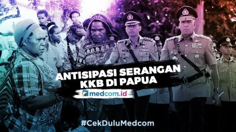 Antisipasi Serangan KKB di Papua