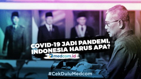 Covid-19 Jadi Pandemi, Indonesia Harus Apa? - Highlight Prime Talk Metro TV