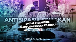 Social Distancing, Mampukah Cegah Corona? - Highlight Prime Talk Metro TV