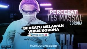 Bersatu Melawan Virus Korona - Highlight Prime Talk Metro TV
