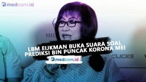 LBM Eijkman Buka Suara Soal Prrediksi Bin Puncak Korona Mei