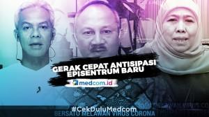 Gerak Cepat Antisipasi Episentrum Baru - Highlight Prime Talk Metro TV