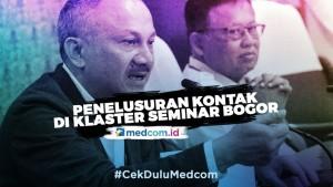 Jawa Barat Akan Lakukan Proses Penelusuran Kontak di Klaster Seminar Bogor