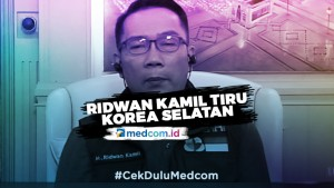 Tangani Korona di Jabar, Ridwan Kamil Tiru Cara Korsel