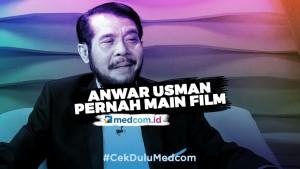 Jadi Ketua MK, Anwar Usman Pernah Bermain Film