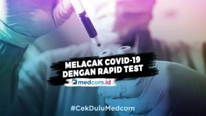 Melacak Covid-19 dengan Rapid Test - Highlight Prime Talk Metro TV