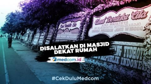 Ibunda Jokowi Disalatkan di Masjid Dekat Rumah