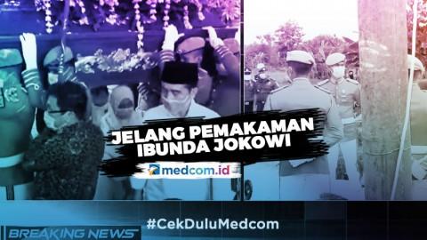 Jelang Pemakaman Ibunda Jokowi