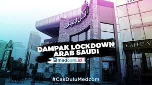 Dampak Lockdown Arab Saudi - Highlight Primetime News Metro TV