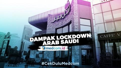 Dampak Lockdown Arab Saudi - Highlight Primetime News Metro TV