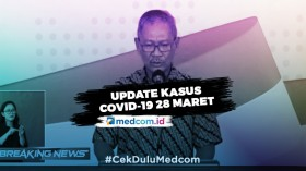 Update Kasus Covid-19 di Indonesia: 1.155 Positif, 102 Meninggal, 59 Sembuh
