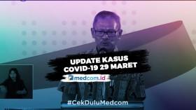 Update Kasus Covid-19 di Indonesia: 1.285 Positif, 114 Meninggal, 64 Sembuh