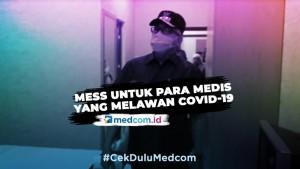 Pemprov Aceh Siapkan Tempat Tinggal Untuk Tenaga Medis