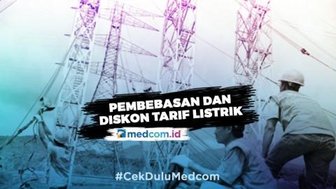 Jokowi Beri Pembebasan dan Diskon Tarif Listrik di Tengah Wabah Korona