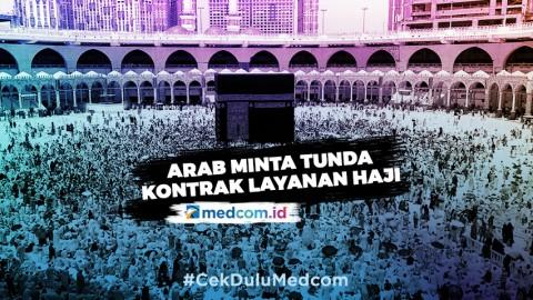 Soal Ibadah Haji, Kemenag Pastikan Hanya Tunda Kontrak Layanan