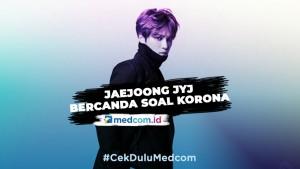 Personel JYJ Jaejoong Bercanda Soal Kena Korona