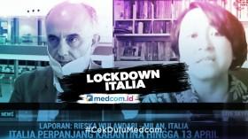 Italia Perpanjang Masa Karantina