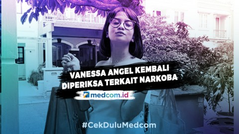Vanessa Angel Kembali Jalani Pemeriksaan Terkait Kasus Narkoba