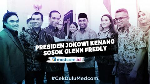 Jokowi: Glenn Fredly Telah Berpulang, Namun Karyanya akan Tetap Abadi